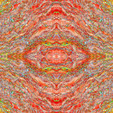 Multicolored fantastic pattern as abstract background. Stock Photography