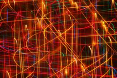 Multicolored festive background Stock Images