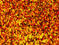 Multicolored Fire Shapes in Chaotic Arrangement. Holiday bokeh b Stock Photos