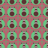 Multicolored geometric seamless pattern. Multicolored geometric traditional seamless pattern Stock Photos
