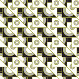 Multicolored geometric seamless pattern. Multicolored geometric traditional seamless pattern Royalty Free Stock Photo