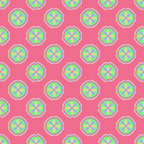 Multicolored geometric seamless pattern. Multicolored geometric traditional seamless pattern Stock Images