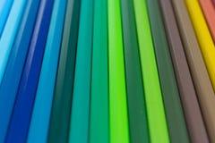 Multicolored gestreepte achtergrond, geassorteerde kleuren Royalty-vrije Stock Foto's