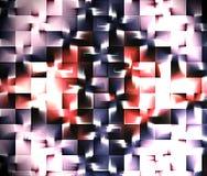 Multicolored geweven achtergrond met lichteffect Royalty-vrije Stock Afbeeldingen