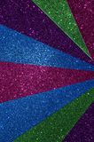 Multicolored glitter background Royalty Free Stock Image