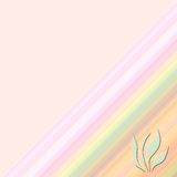 Multicolored Gradient Background Stock Photography