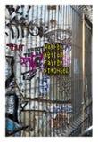 Multicolored Graffiti Royalty Free Stock Photo