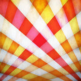 Multicolored grunge background with crossed rays Royalty Free Stock Photos