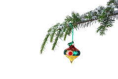 Multicolored hanging ornament Royalty Free Stock Photos