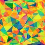 Multicolored heldere achtergrond Royalty-vrije Stock Foto's