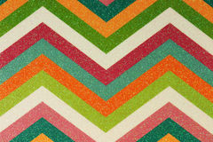 Multicolored Herringbone Background Royalty Free Stock Photography