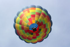Multicolored Hot Air Ballon Stock Photos