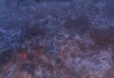 Multicolored ijs Royalty-vrije Stock Afbeelding