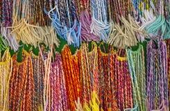 Multicolored items Stock Image