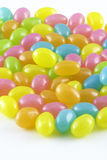 Jelly beans against a white background Stock Image