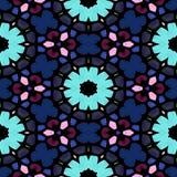 Multicolored kaleidoscope seamless texture stock photos