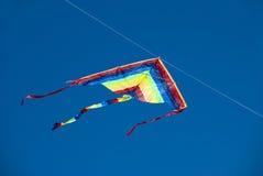 Multicolored kite Stock Image
