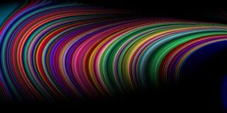 Multicolored kleuren abstract vector in de schaduw gesteld behang als achtergrond Vector illustratie Vector Illustratie