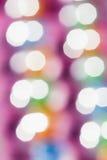 Multicolored kleurrijk mooi onduidelijk beeld als achtergrond Stock Afbeeldingen