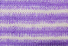 Multicolored knitting background Royalty Free Stock Images