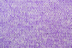Multicolored knitting background Stock Image