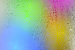 Multicolored lights abstract background Royalty Free Stock Images