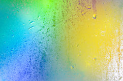 Multicolored lights abstract background Royalty Free Stock Image