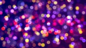 Multicolored lights with bokeh. Abstract background. Abstract Background with nice multicolor bokeh Stock Illustration