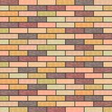 Multicolored Marble Brick Background in Retro Shades. This Multicolored Marble Brick Wall background is a beautiful blend of Peach, Mint and Skin undertone Stock Image