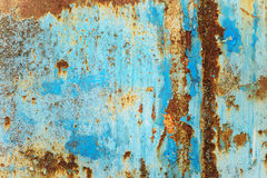 Multicolored metal surface Royalty Free Stock Photography