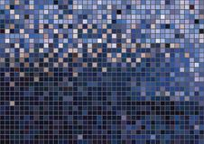 Multicolored mosaic background Stock Photos