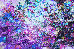 Multicolored mosaic background, bright colorful abstract gradien Royalty Free Stock Images