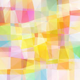 Multicolored mosaic pixel  Stock Photo