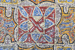 Multicolored mosaic tile Royalty Free Stock Image