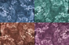 Multicolored mottled background Royalty Free Stock Image