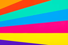 Multicolored paper Stock Photos