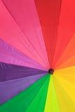 Multicolored paraplu Royalty-vrije Stock Fotografie