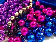 Multicolored parels stock foto
