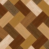 Multicolored parquet Royalty Free Stock Image