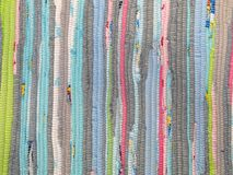 Multicolored patchwork. Handmade background with multicolored  patchwork Stock Images