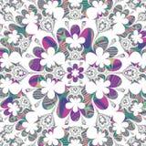 Multicolored Patroon Royalty-vrije Stock Afbeelding