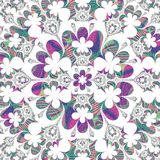 Multicolored Pattern Royalty Free Stock Image