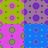 Multicolored pattern Royalty Free Stock Photo