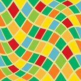 Multicolored pattern Stock Images