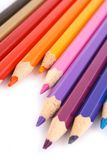 Multicolored Pencil Royalty Free Stock Image