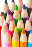 Multicolored pencils Royalty Free Stock Photography