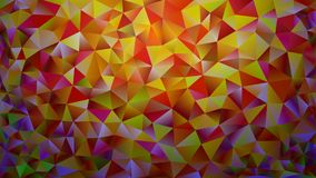 Multicolored pink and blue polygonal kaleidoscope abstract background, cover, consisting of a structure of triangles. Texture, Bac. Kground in mosaic style and Stock Photo