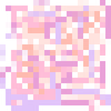Multicolored pink, blue, purple, white rectangles and squares seamless pattern. Vector Royalty Free Stock Image