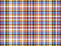 Multicolored plaid background Royalty Free Stock Images