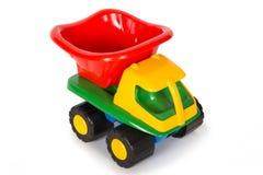 Multicolored plastic speelgoed Stock Fotografie